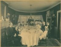 Elias Thomas family, Portland, ca. 1909