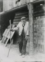 Moise Cartier, Saco brick worker, 1905