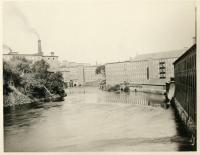 Mills on Saco River, Biddeford, ca. 1894
