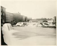 Saco Falls and Pepperell Mills, Biddeford-Saco, ca. 1894