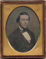 Augustus Ormsbee daguerreotype, Saco, ca. 1850