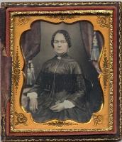 Samuel L. Carleton daguerreotype, Portland, ca. 1855