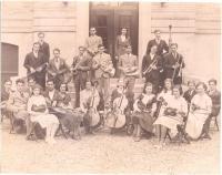 John Bapst High School Orchestra, Bangor, ca. 1931
