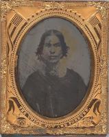 Roxie Howe, ca. 1860