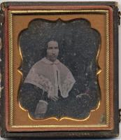 Carleton daguerreotype of woman, Portland, ca. 1850