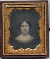 Francis M. Danielson daguerreotype, Portland, ca. 1850