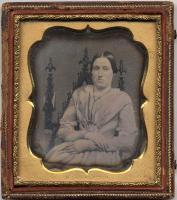 Samuel L. Carleton daguerreotype, Portland, ca. 1845