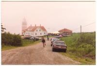 Lighthouse automation, Lubec, 1988