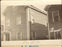 12 Bradford Street, Portland, 1924