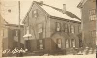 49 Alder Street, Portland, 1924
