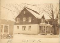 11 Arlington Place, Portland, 1924