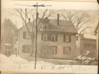 3 Adams Place, Portland, 1924