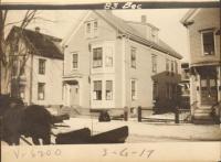 81 Beckett Street, Portland, 1924