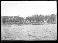 Toboggan Run, near Bangor, ca. 1895