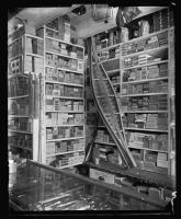 Interior of Dickey Store, Bangor, ca. 1895