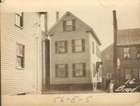 16 Bradford Street, Portland, 1924