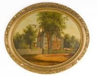 Gothic House, Portland, ca. 1850
