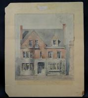 Sketch for house, Portland, 1887