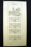 Portland City Hall sketches, ca. 1908