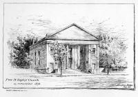 Free Street Baptist Church, Portland, 1836