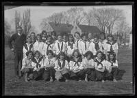 South Portland girls basketball, 1924