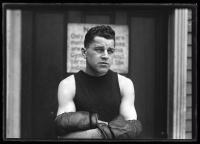 Johnny McIntire, Portland, 1924