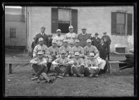 Baseball team, Waterville, 1924