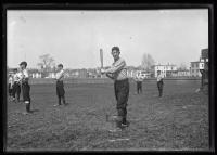 Baseball batter, Biddeford, 1924