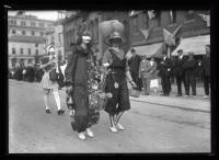 Parade of Horribles and Antiques, Portland, 1920