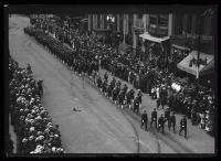 Japanese Navy Band, Portland, 1920