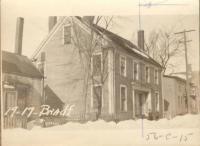 17 Bradford Street, Portland, 1924