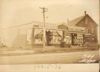 340 Allen Avenue, Portland, 1924