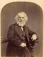Henry Wadsworth Longfellow, London, ca. 1868