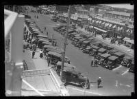 Parking at Old Orchard Beach, ca. 1920