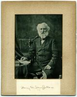 Henry Wadsworth Longfellow, ca. 1870
