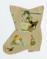 Shoe valentine, 1883-1884