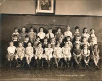 Roosevelt kindergarten, Portland, 1937