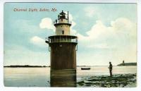 Lubec Channel Light, ca. 1910
