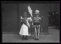 Uncle Sam and Miss Liberty, Portland, 1922