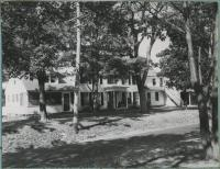The Hill House, Biddeford, 1953