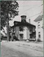 The Octagon House, Biddeford, 1953