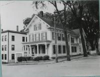 The Tuck-Ferguson House, Biddeford, 1953