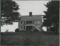 Captain James Donnell House, Biddeford, 1953