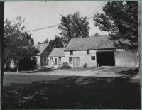 The Captain Clark House, Biddeford, ca. 1953