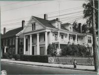 The Field-Hurd House, Biddeford, 1953