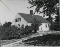 Holman-Thompson House, Biddeford, 1953