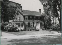 Gould House, Biddeford, 1953