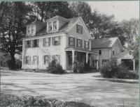 Lord-Hooper House, Biddeford, 1953