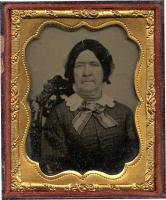 Lucy Jackson Hatch, Belfast, ca. 1860