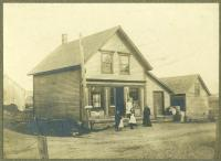 Marston Store, South Lubec, ca. 1880
